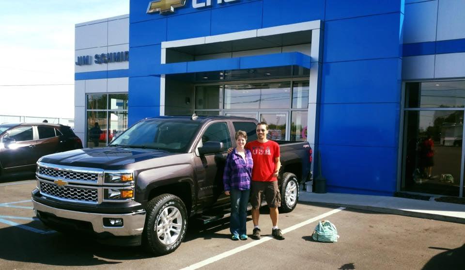 Jim Schmidt Chevrolet: 575 W. High Street, Hicksville, OH