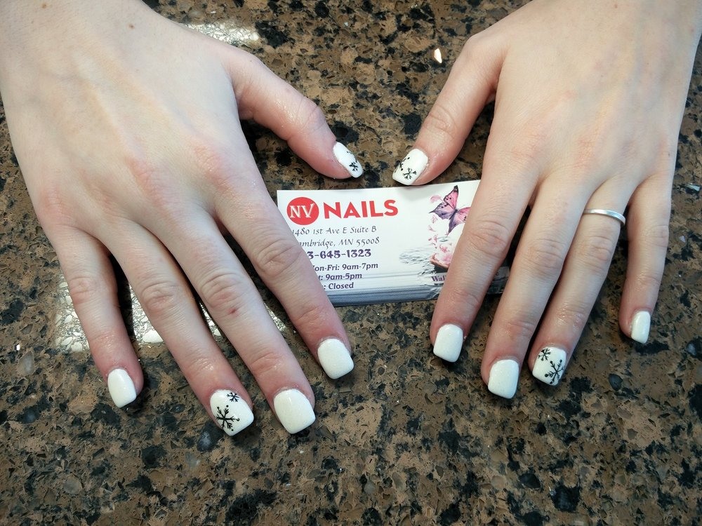 NV Nails: 1480 1st Ave E, Cambridge, MN