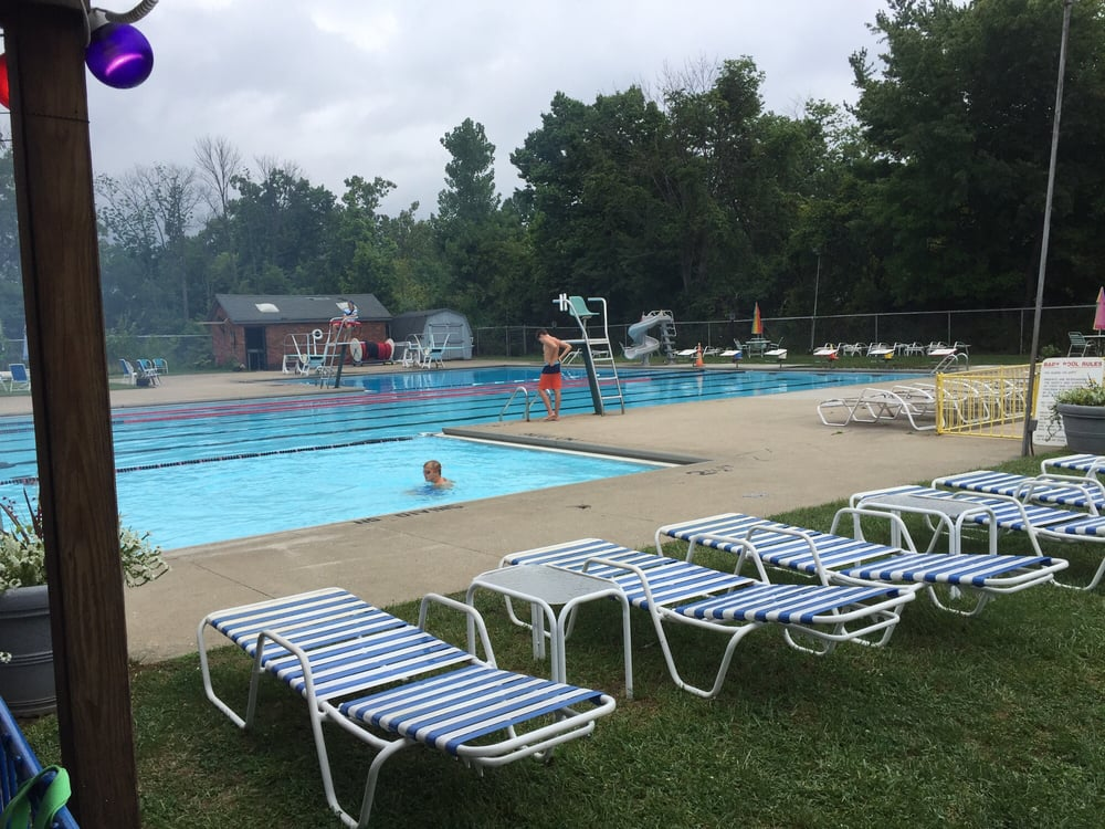 North hills swim club piscines 6346 daly rd for Club piscine boucherville telephone