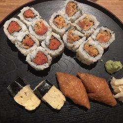 Photo Of Yuzu Anese Dining Bethesda Md United States Orted Rolls