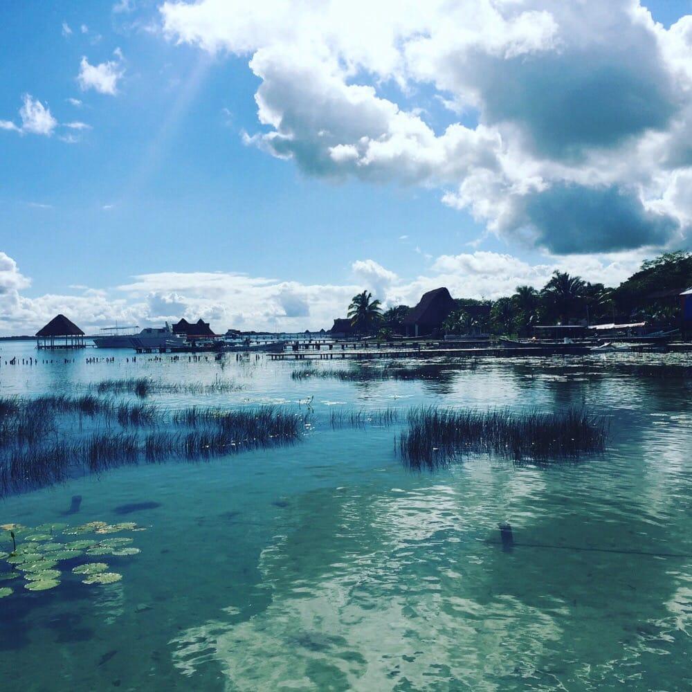 Laguna de bacalar 27 fotos campings laguna de for Cajeros cerca de mi ubicacion