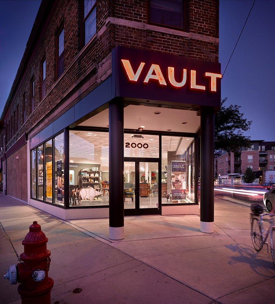 Vault Interiors Amp Design Closed Furniture Stores