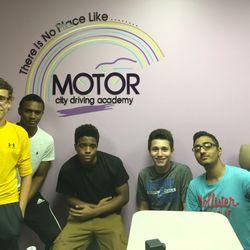 motor city driving academy inc scuole guida 31600 w