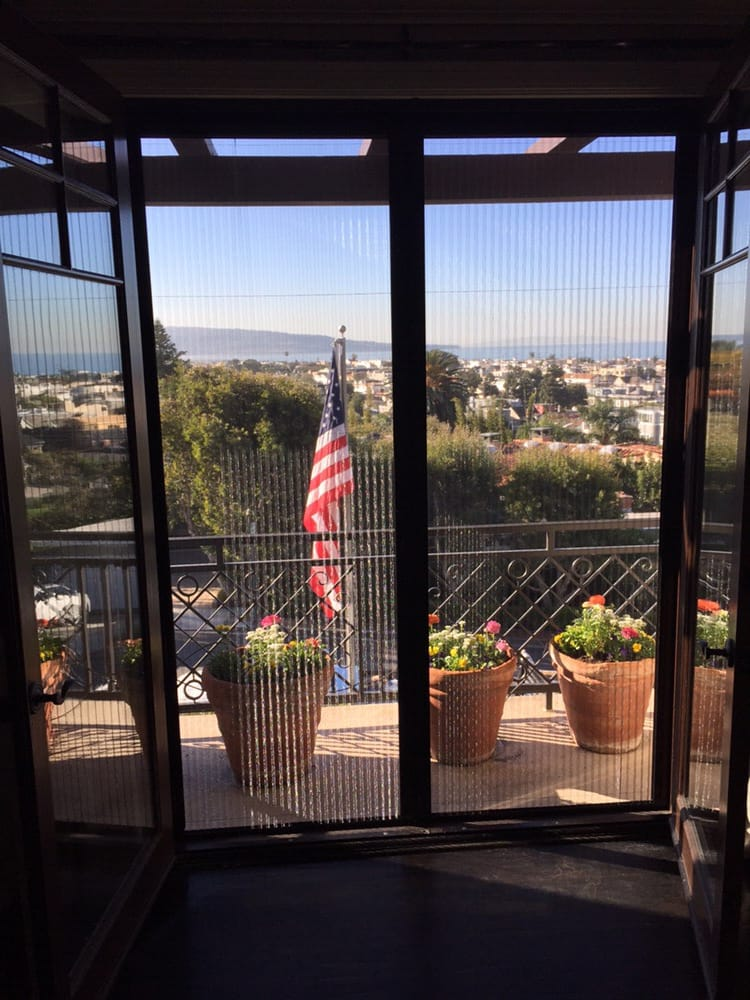 Genius pleated retractable screen in manhattan beach yelp for Genius retractable screen