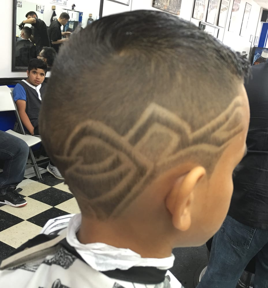 Light Comb Over Fade With Hair Design For Boys Yelp