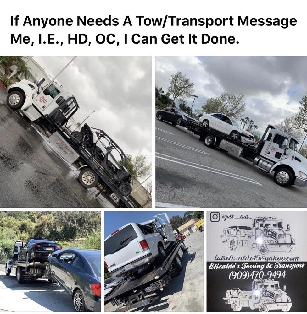 Towing business in Phelan, CA