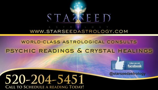 Starseed Astrology Tucson, AZ Psychic Mediums - MapQuest