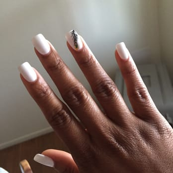 Top nails 321 photos 23 reviews nail salons 146 arsenal st photo of top nails watertown ny united states full set with white pmusecretfo Images