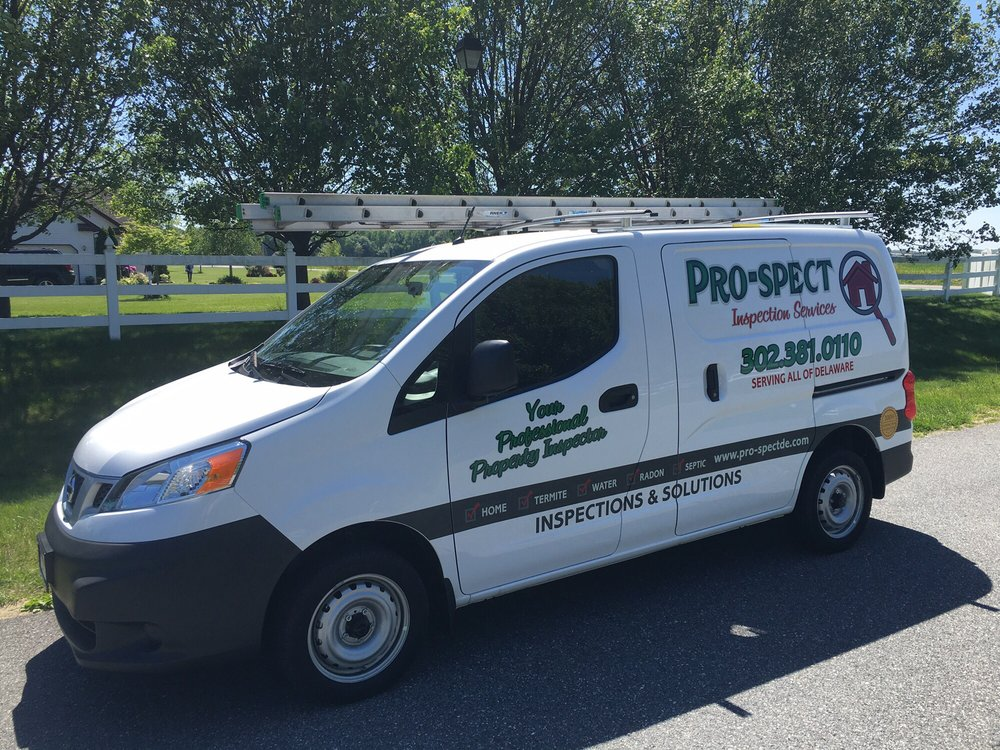 Pro-spect Inspection Services: 1277 S Governors Ave, Dover, DE
