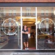 Carl's Barber Shop - Barbers - Rosenvængets Allé 3, Østerbro, København, Denmark - Phone Number ...