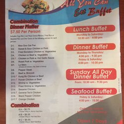 Photo Of China Buffet Magee Ms United States
