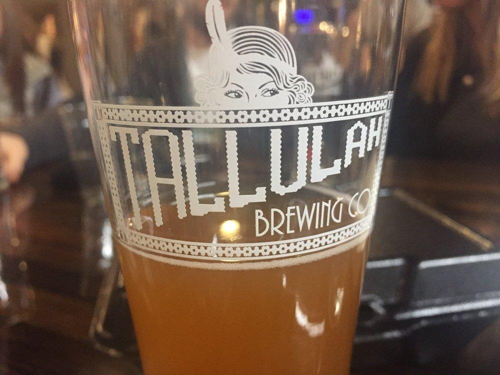 Tallulah Brewing: 1800 4th Ave S, Jasper, AL