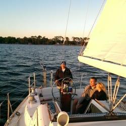 Photo Of Back Bay Sailing Adventures Orange Beach Al United States Never