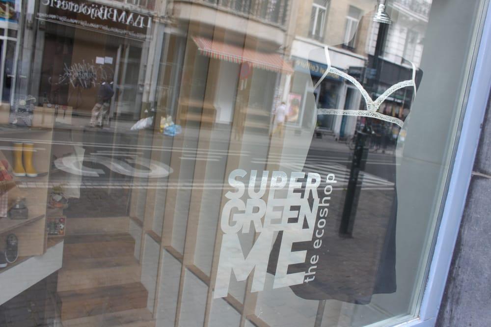 Supergreen me