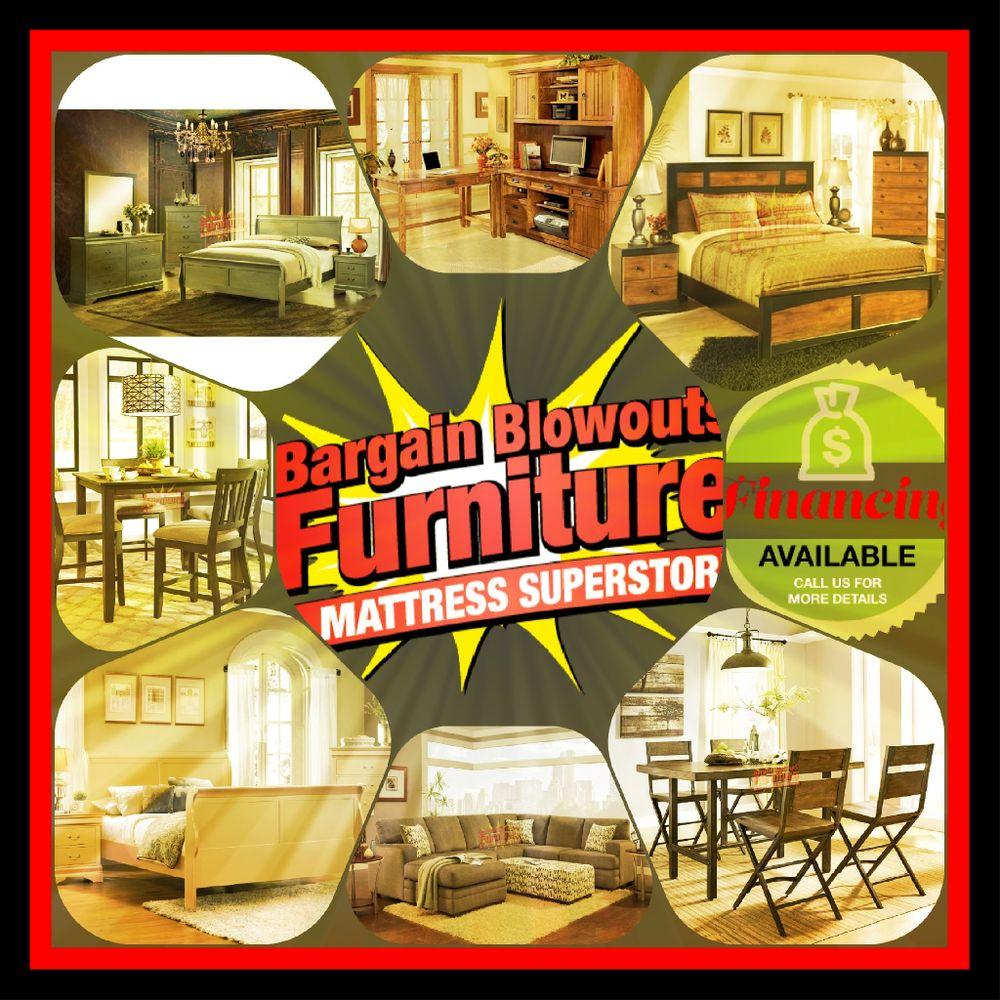 Bargain Blowouts Furniture