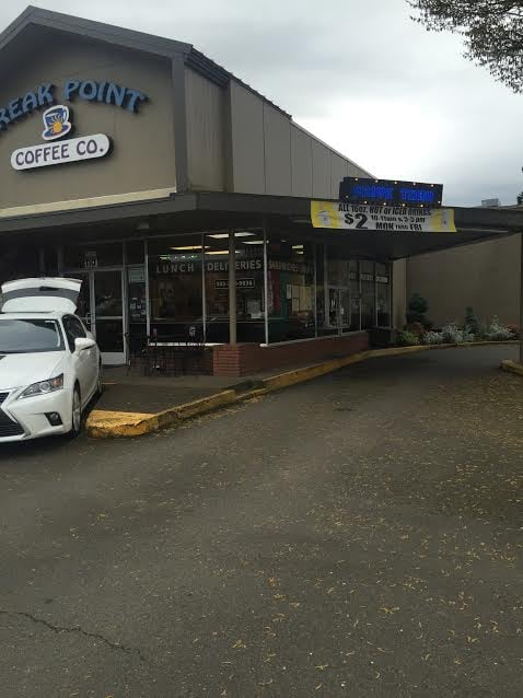 Break Point Coffee Company - 1120 Commercial St SE, Salem