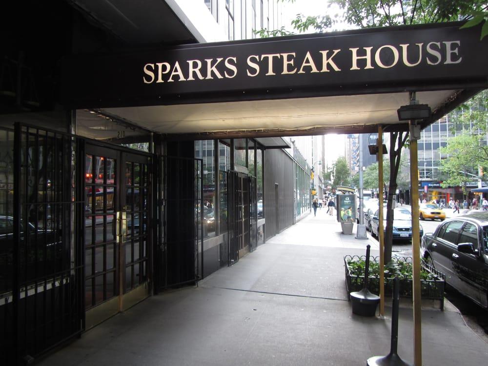 Sparks Restaurants New York
