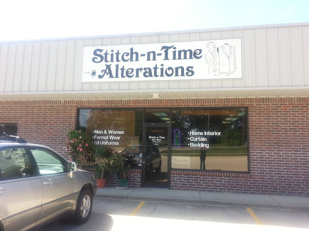 Stitch N Time Alterations: 1902 S Pine St, Cabot, AR