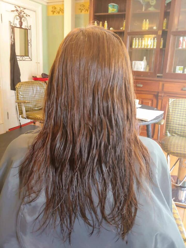 Hair By Nature Organic Hair Studio: 35 South St, Barre, MA