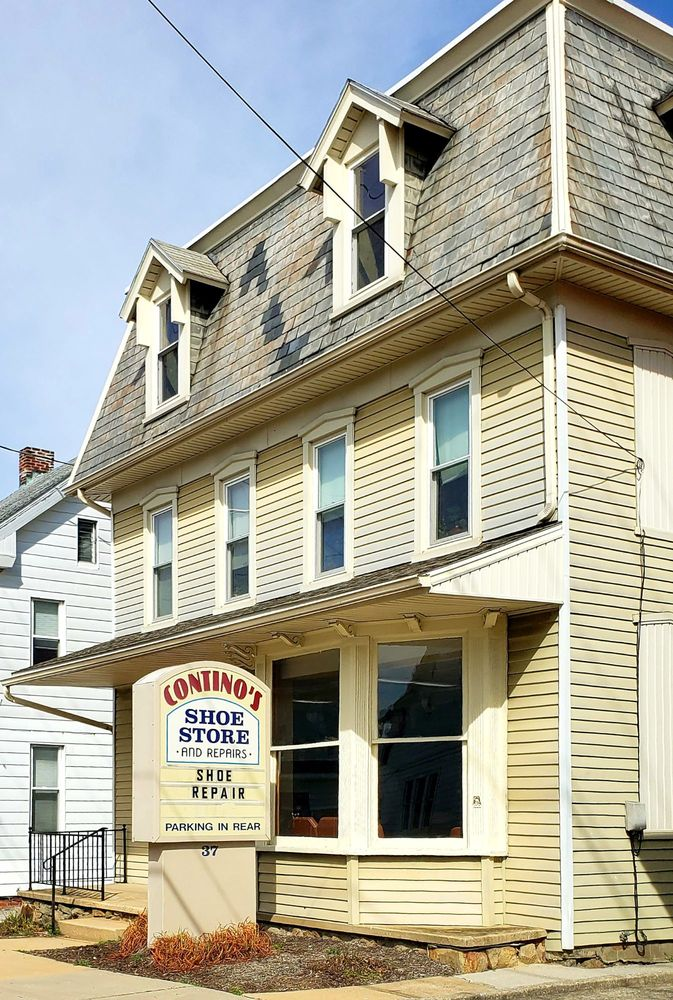 Contino's Shoe Store & Repair: 37 W Main St, Dallastown, PA