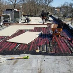 Photo Of R Stevens Commercial Roofing   Livingston, NJ, United States.  Metal Deck
