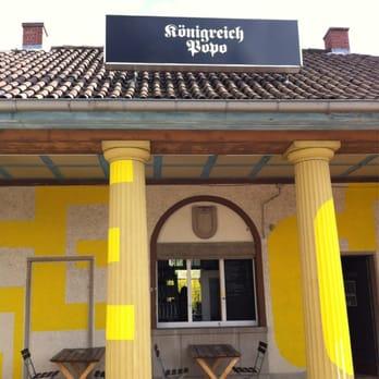 Königreich Popo - Beer Garden - Am Hauptbahnhof, Darmstadt, Hessen ...
