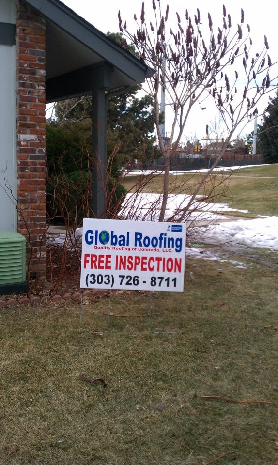 Global Roofing Roofing 6635 S Dayton St Greenwood