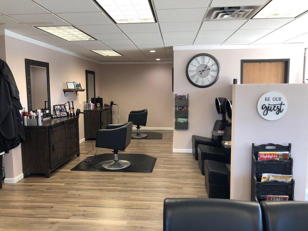 Salon Blush: 2040 N Aurelius Rd, Holt, MI