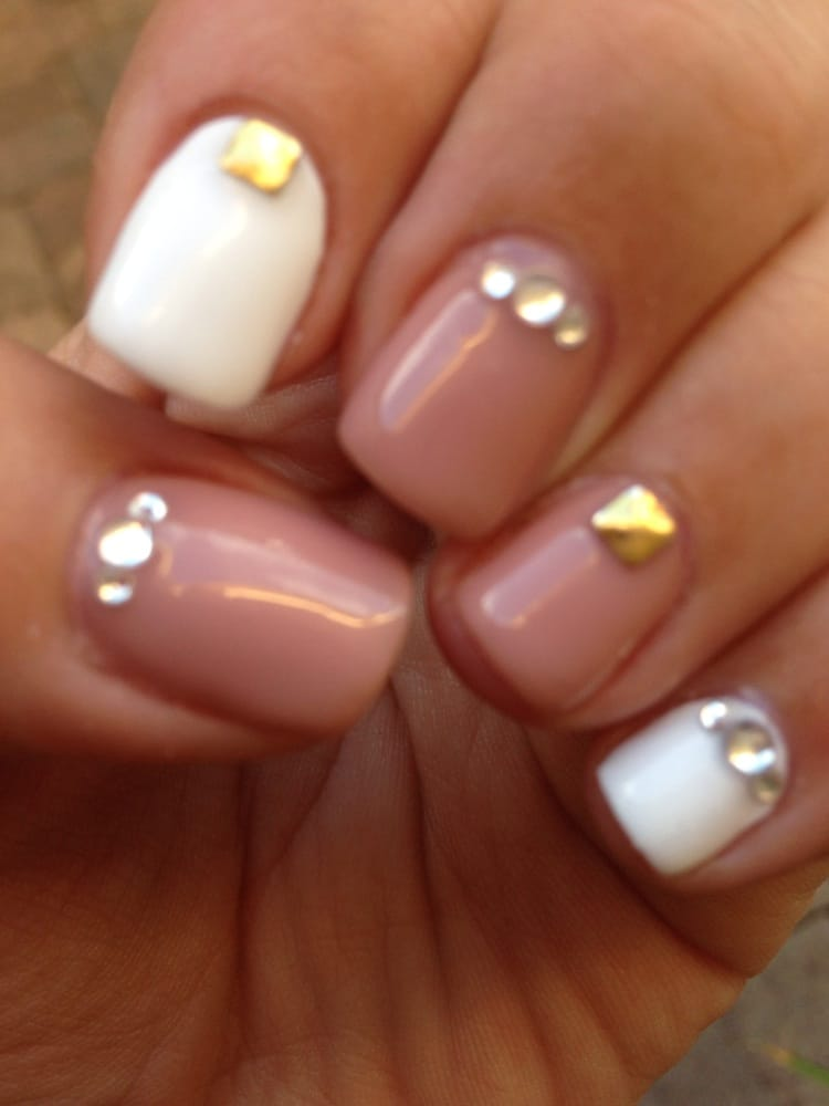Photo of Diamond Nails & Spa - Las Vegas, NV, United States. Nude