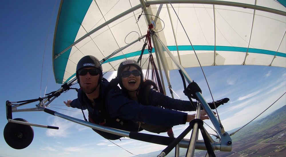 Hang Gliding Academy: 5500 Ben Canyon Rd, San Bernardino, CA