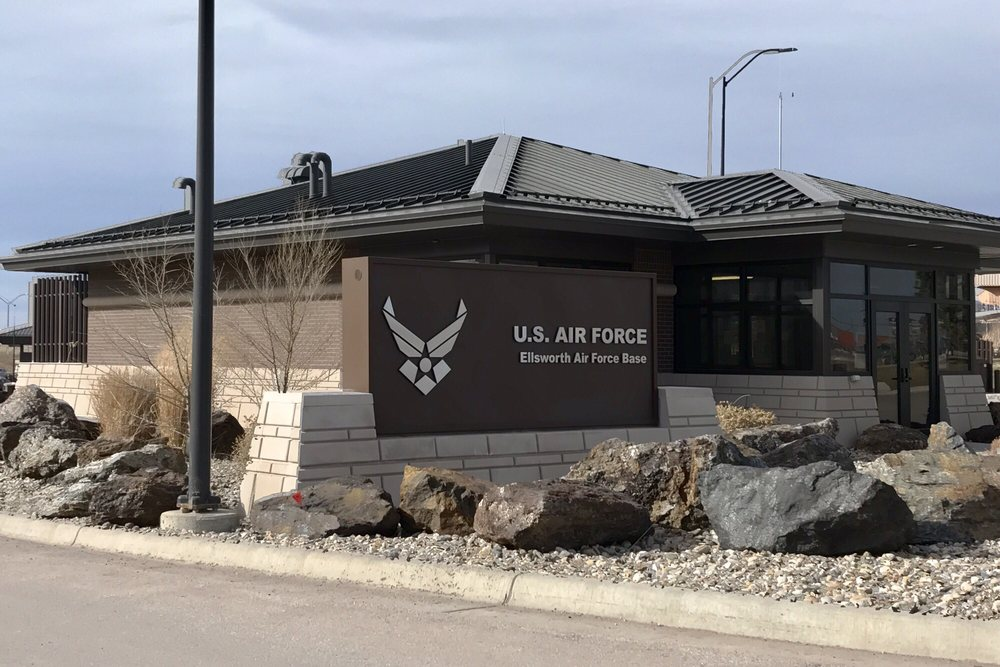 Ellsworth Air Force Base: Ellsworth AFB, SD