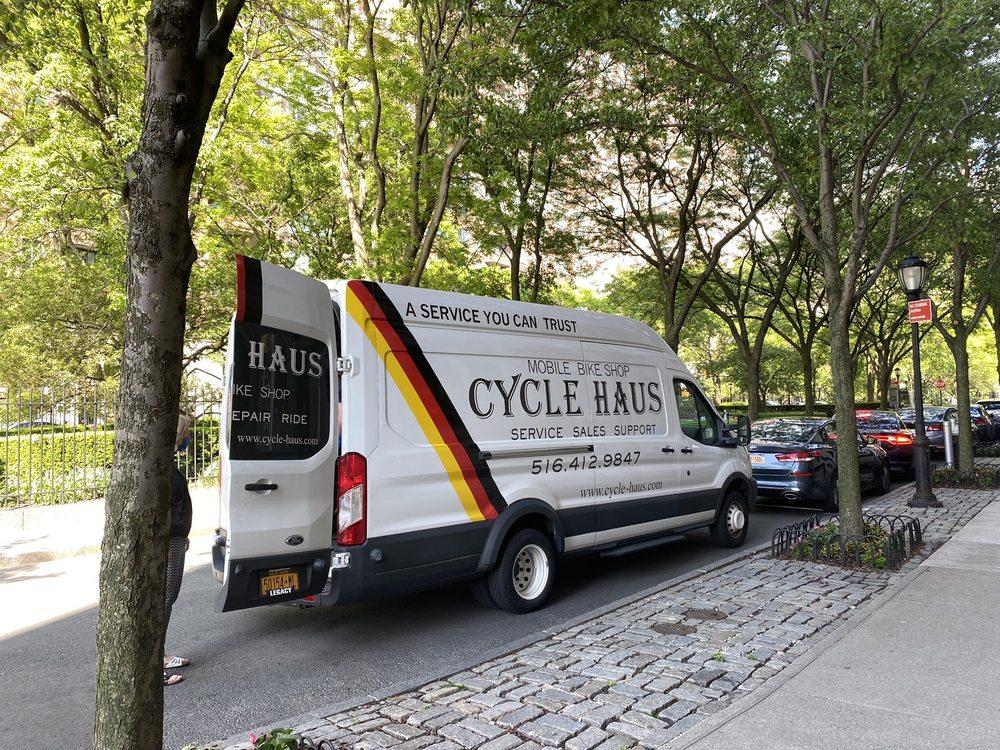 Cycle Haus - Mobile Bike Shop: New York, NY