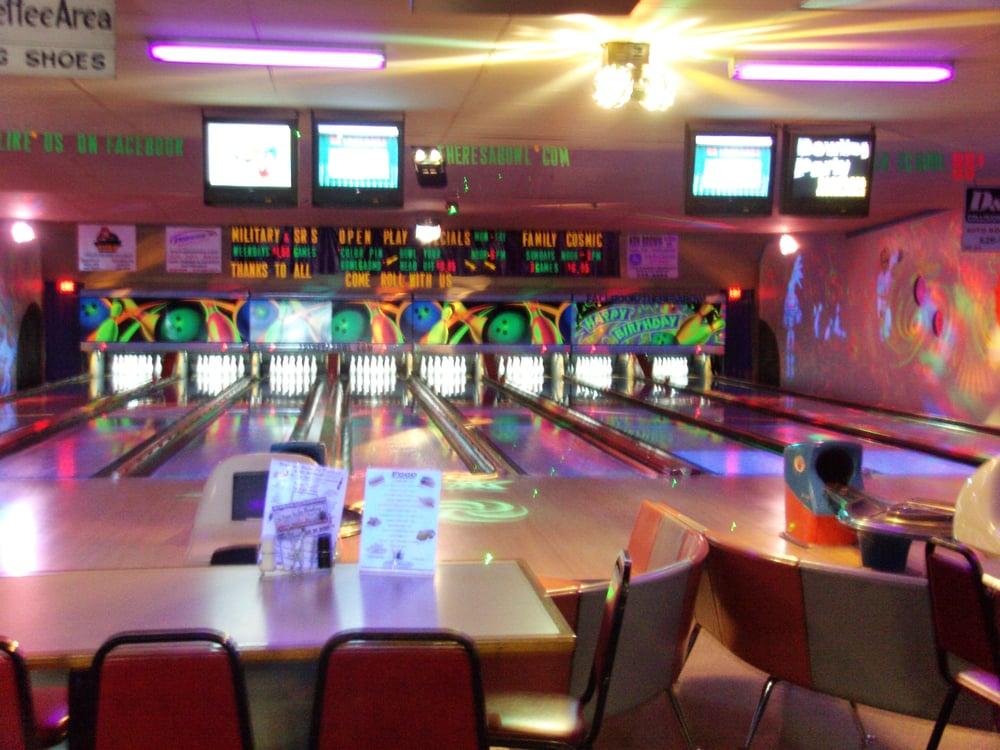 Theresa Bowling Center: 38350 Nys Rt 37, Theresa, NY