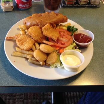 Seafood Restaurant Prince Rupert