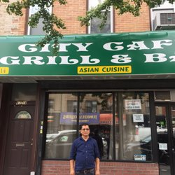 Photo Of City Cafe Grill Bar Queens Ny United States