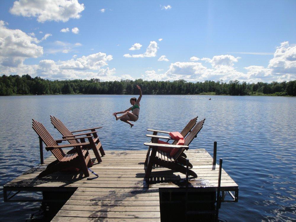 Delta Lodge: 13565 Scenic Dr, Iron River, WI