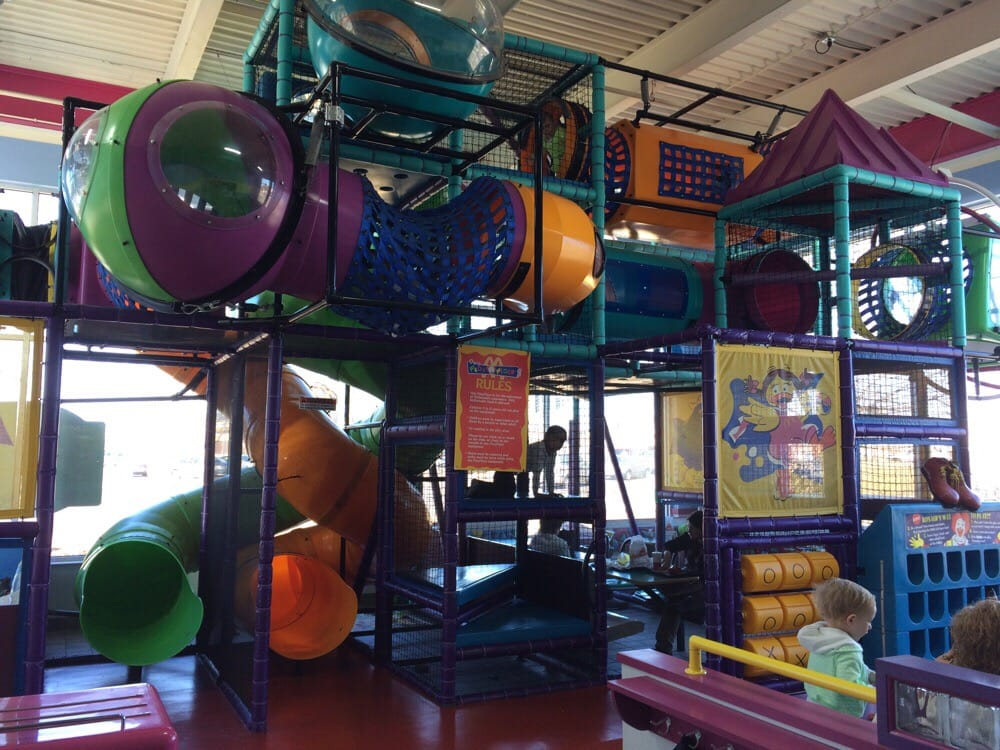 One Of The Biggest Play Place Playgrounds In The Area Yelp