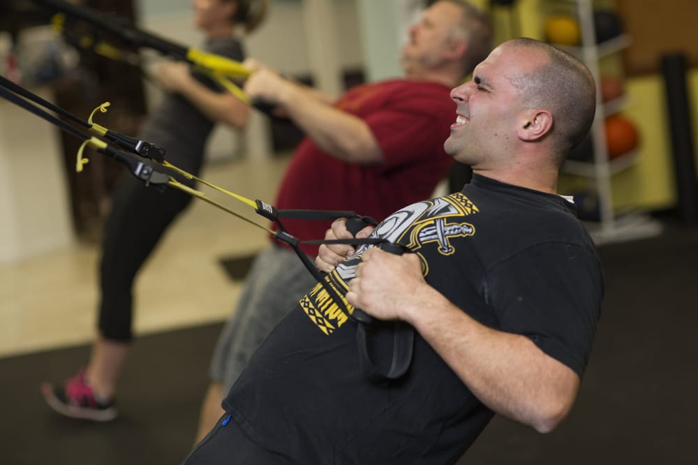 Precision Fitness: 39 High St, Westerly, RI