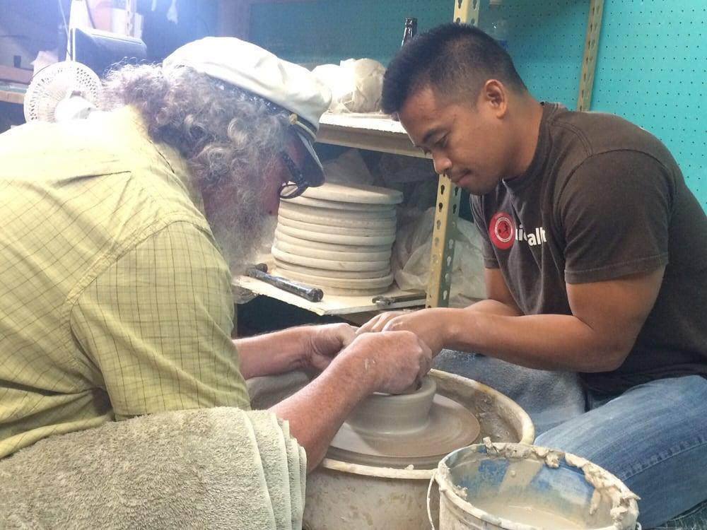 Mudslinger Pottery: 3032 St Croix Trl S, Afton, MN