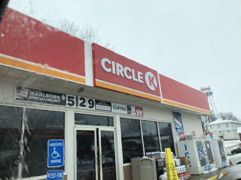 Circle K: 12080 Lancaster St, Millersport, OH