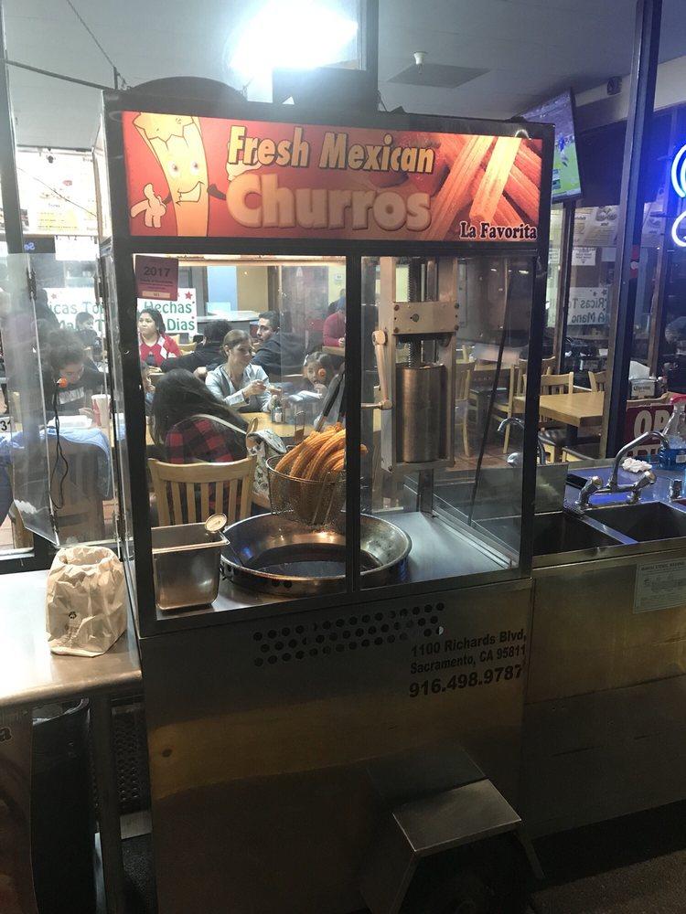 Fresh Mexican Churros: 5940 Florin Rd, Sacramento, CA