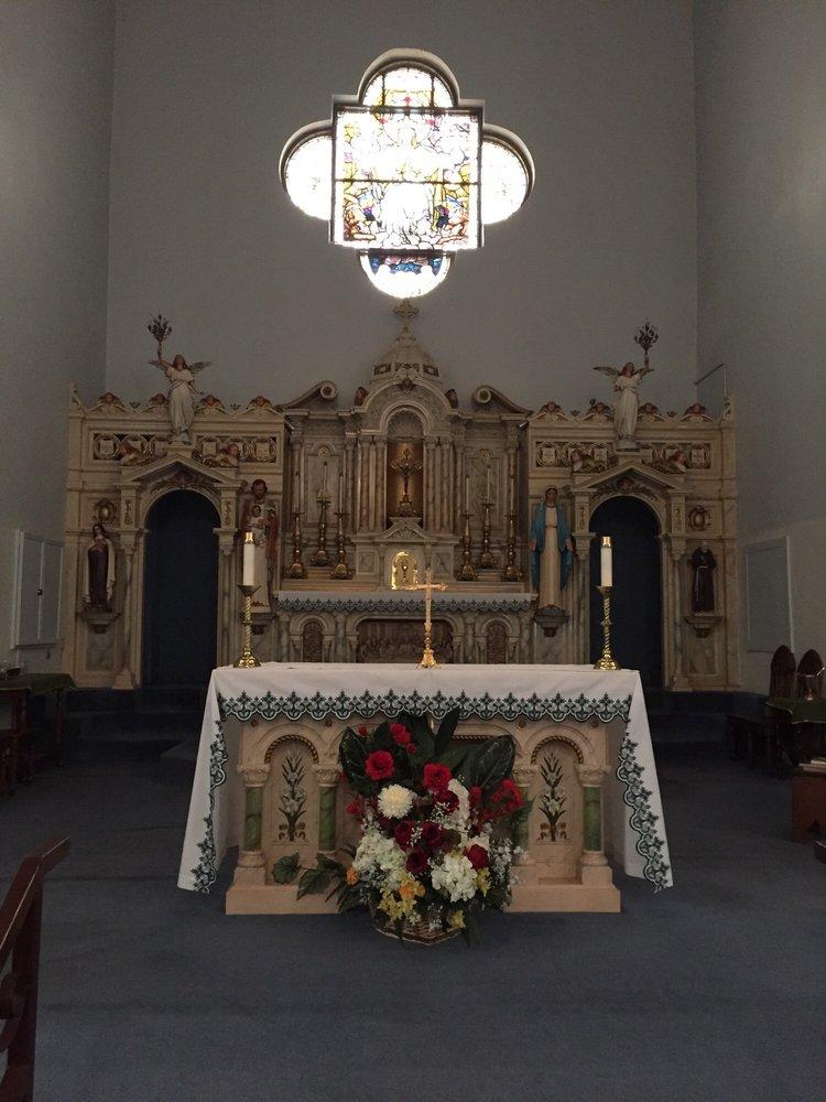 Holy Angels Catholic Church: 201 S Broad St, Globe, AZ