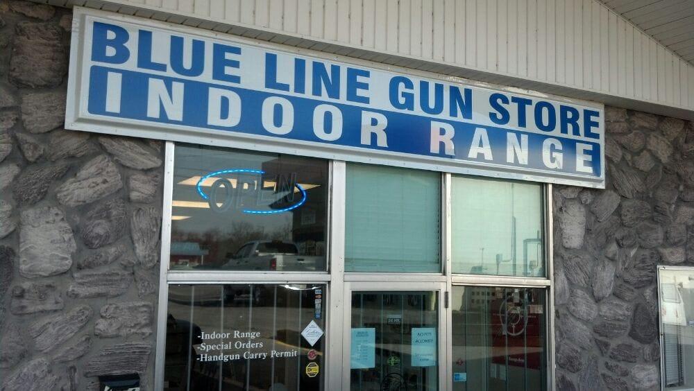 Social Spots from Blue Line Gun Store