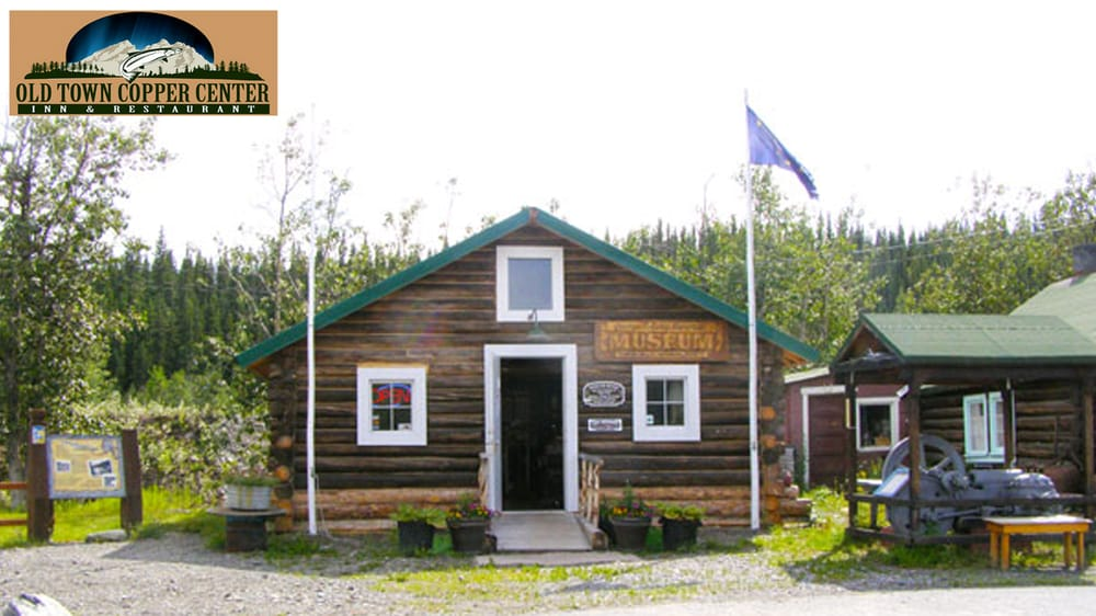 Old Town Copper Center Inn & Restaurant: Mile 101 Old Richardson Hwy, Copper Center, AK