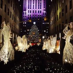 photo of rockefeller center christmas tree new york ny united states - Rockefeller Christmas Show