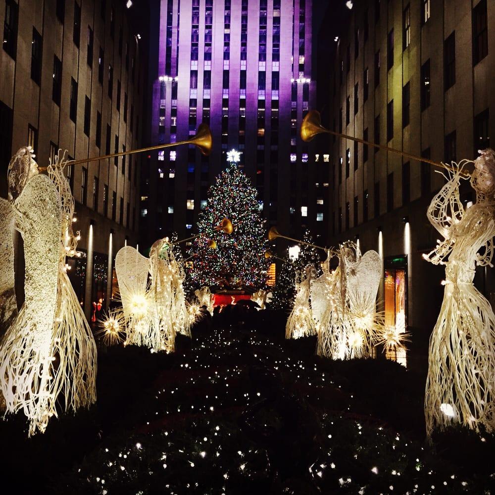 Rockefeller Center Christmas Tree 561 Photos