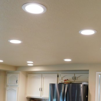 Photo of right way lighting recessed light installation san diego ca united