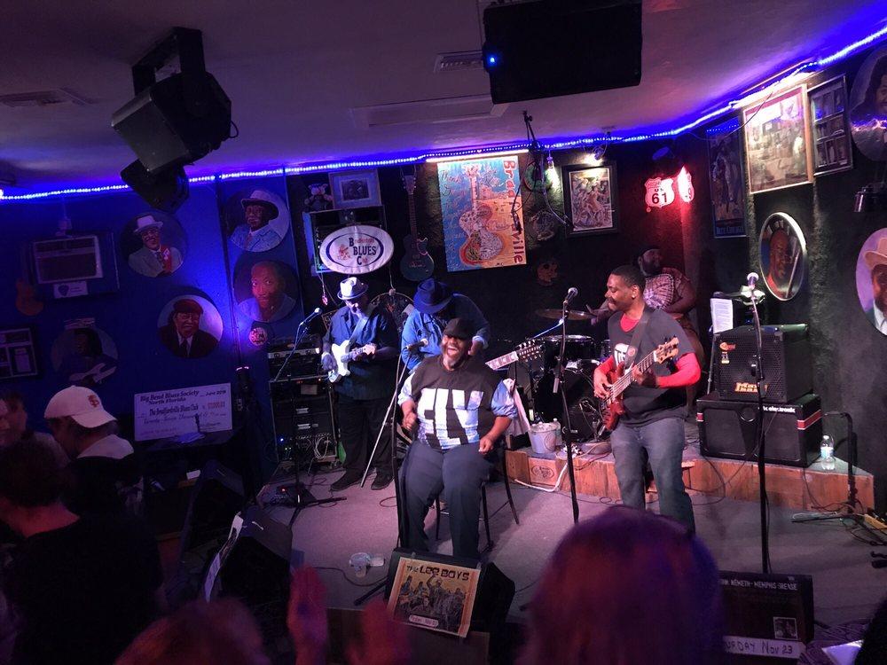 Bradfordville Blues Club: 7152 Moses Ln, Tallahassee, FL