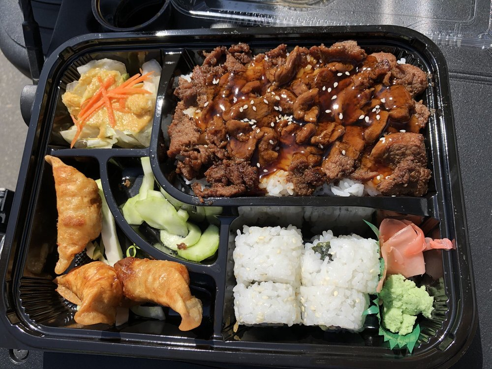 Tokyo Teriyaki Bowl Japanese Food