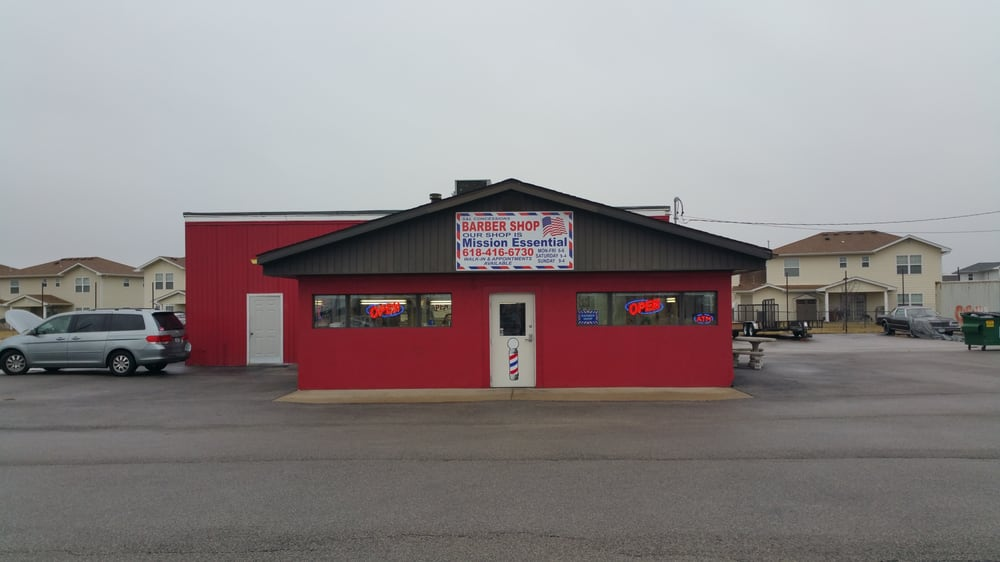S & L Concessions - Mission Essential Barber Shop: 1675 Old State Rte 158, Belleville, IL